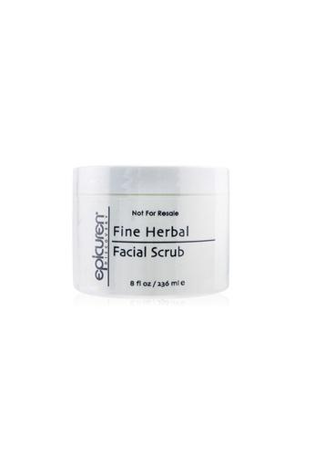 Epicuren EPICUREN - Fine Herbal Facial Scrub - For Dry, Normal & Combination Skin Types (Salon Size) 236ml/8oz F7DDABE3266710GS_1
