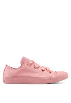 28b72bcd4dd Converse pink Chuck Taylor All Star Big Eyelets Ox Sneakers  B434DSH1C700C6GS_1