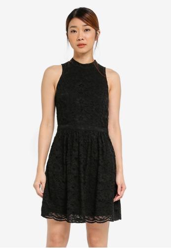 fd15e0519092 Buy Hollister Bare Lace Dress Online on ZALORA Singapore