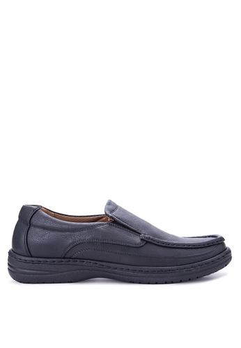 Itti black Formal Shoes IT425SH86ELHPH_1