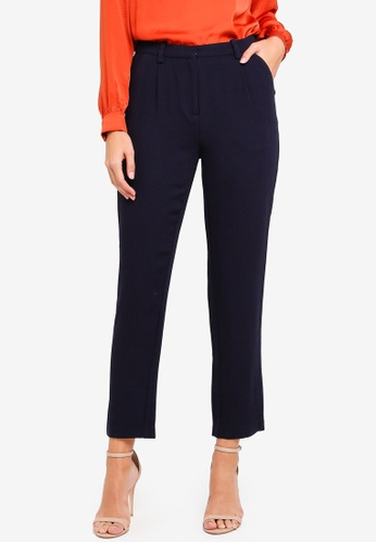 Modstrom multi and navy Janelle Pants C39AFAA1824F98GS_1