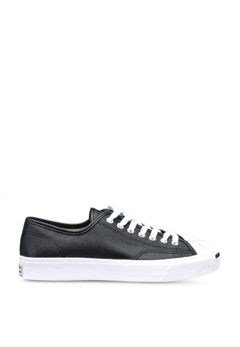 Converse black Jack Purcell Gold Standard Ox Sneakers 7EE97SHD147AA4GS_1