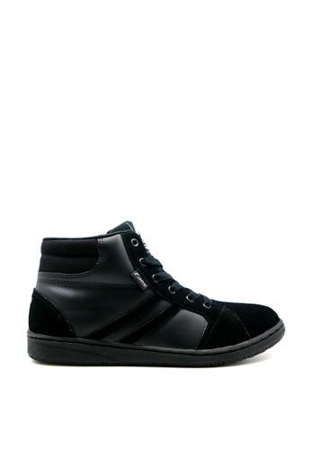 FANS black Fans Barito B - Casual Shoes Black A480DSH92A8887GS_1