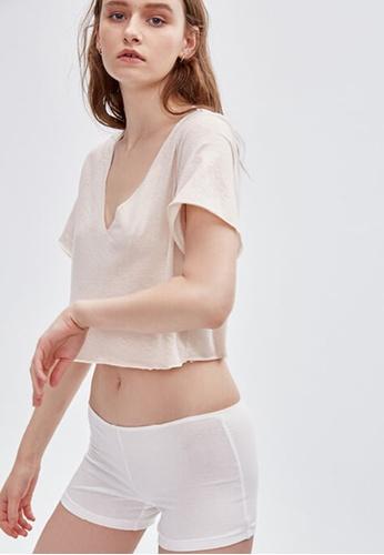 Celessa Soft Clothing KEEP SAFETY - Cotton Safety Panty BD201USC4CA789GS_1