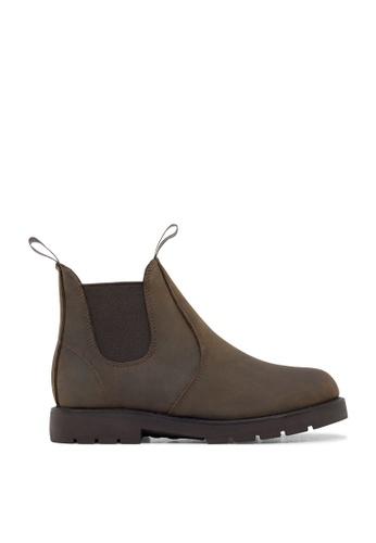 ROC Boots Australia brown Jumbuk Brown Boots RO517SH2UVSYHK_1