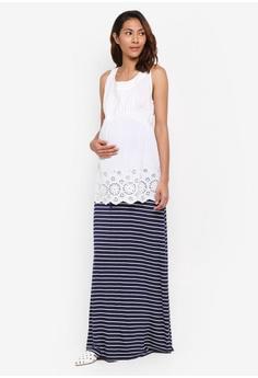 d30ee5b391a15d 74% OFF JoJo Maman Bébé Maternity Pretty Camisole S$ 77.90 NOW S$ 19.90  Sizes S M