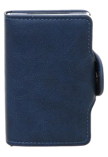 Baellerry blue Dompet Pria Model Pendek Casual Men Wallet Material Leather Many Slot ORIGINAL 00F0EACD0FFA8CGS_1