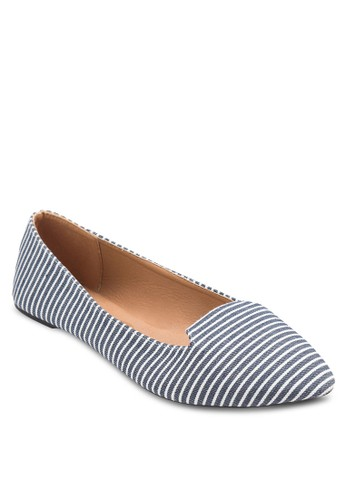 Deesprit門市地址lta 尖頭平底鞋, 女鞋, 鞋