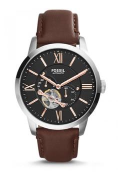 Fossil TOWNSMAN都會男錶 ME3061
