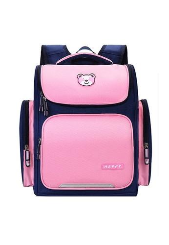 Twenty Eight Shoes pink VANSA Nylon Oxford Backpacks VAK-Bp2002 1EFDFKC80AF308GS_1