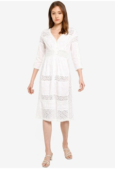 9e71bf962d River Island Reid Embroidered Shirt Dress S$ 99.90. Available in several  sizes