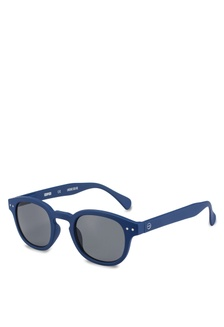 f92397d729 SUN LetmeSee  C Navy Blue Lenses +0.00 Sunglasses 23694GL5875446GS 1 Izipizi  ...