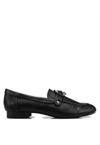 7a3d3d1538e Dorothy Perkins black W Black Loyal Loafers 66D0ESHD2E53C8GS 1