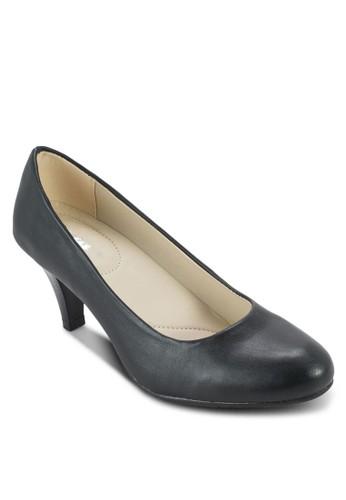 HOOR 簡esprit地址約低根鞋, 女鞋, 厚底高跟鞋