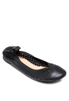 Ballerines by Mendrez Shirin Ballet Flats