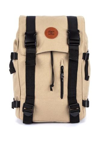 DC beige Crestline Backpack 83186AC7847291GS_1