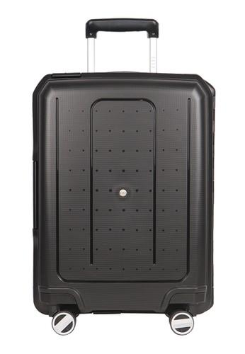 ELLE black ELLE 31211 - Luggage 20 inch - Black 40677ACEB12DFFGS_1