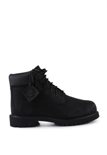 """Timberland black PREMIUM 6"""" Waterproof Boots DBD86KSEE8960EGS_1"""