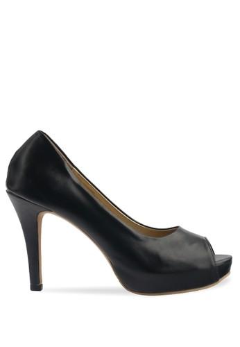 CLAYMORE black Claymore High Heels 902 MZ - Hitam CL635SH08TMLID_1