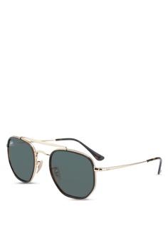 3aa3789490ae Ray-Ban gold Ray-Ban Marshall II RB3648M Sunglasses D597AGL3BA7AADGS_1