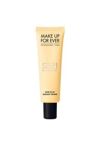 MAKE UP FOR EVER yellow STEP1 Skin Equalizer- RADIANT PRIMER YELLOW 30ML AF2E8BE5E8C903GS_1
