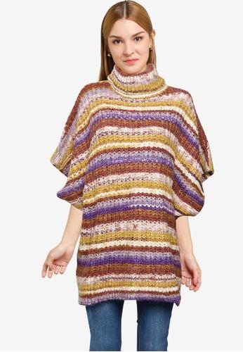 Mango multi Multi-Coloured Knit Sweater 002E2AA74ABDBFGS_1