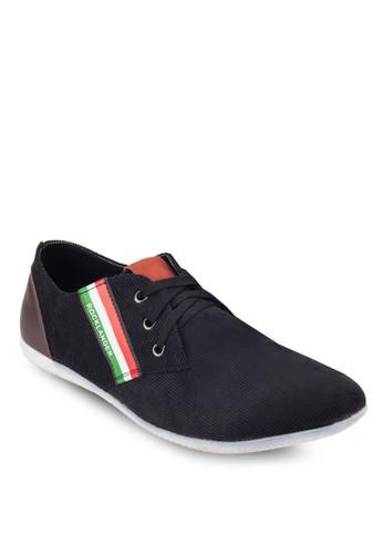 拼接休閒鞋,esprit taiwan 鞋, 休閒鞋