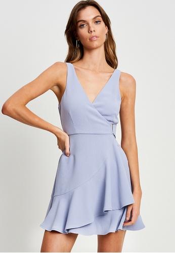 BWLDR purple Freja Dress C5044AA5381714GS_1