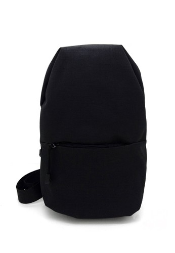 GYKACO black GYKACO Tas Crossbody Pria - KEVIN - Fashion Crossbody Bag Men (Import) 28914AC610B15DGS_1