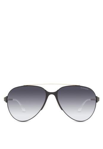 Carrera black Jared Leto Maverick Featherlight Pilot Sunglasses  CA432GL15HQUMY 1 64cbf23560c