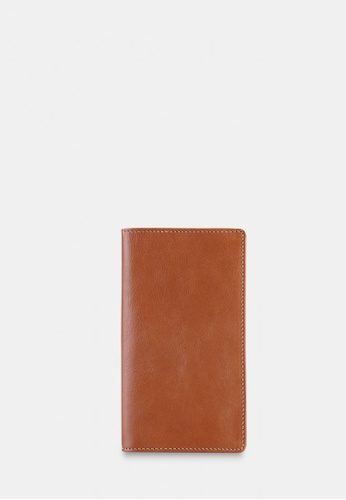 toffee brown Leather Sleeve Wallet - iPhone 7 Plus & 8 Plus TO318AC91DTWSG_1