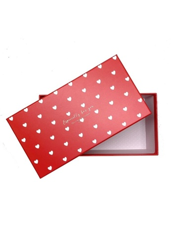 Klosh Gift Box - Red White Hearts BB9FEHL701A8AAGS_1