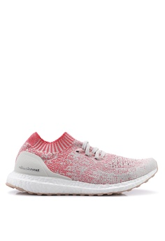 0b6503d05 adidas white and red and multi adidas ultraboost uncaged shoes  0DFF4SH4275E8AGS 1