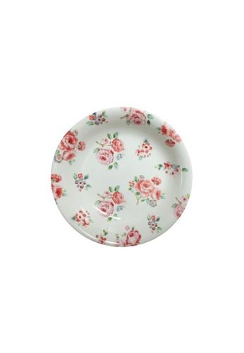 "Claytan Fragrance Rose - 5.3"" Fruit Dish 1BF11HL3847966GS_1"
