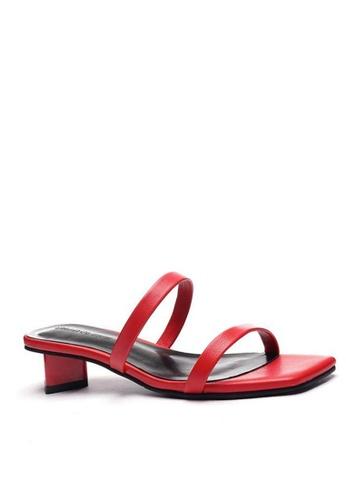 Twenty Eight Shoes Modern Style Flat Sandals 865-5 2251BSH9AEF531GS_1