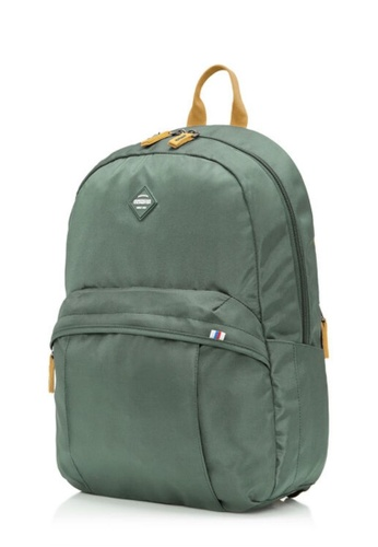 American Tourister grey American Tourister Rudy Backpack 1 B7544AC5120AE3GS_1