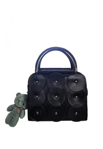 3c35e14d830 Shop Lucky JX Ms.Tide Donuts Hand And Shoulder Bag Online on ZALORA  Philippines