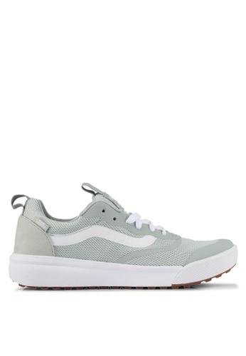 VANS grey UltraRange Rapidweld Sneakers VA142SH0SWSQMY_1