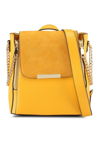Call It Spring yellow Thigolla Backpack B3D17AC498C362GS_1