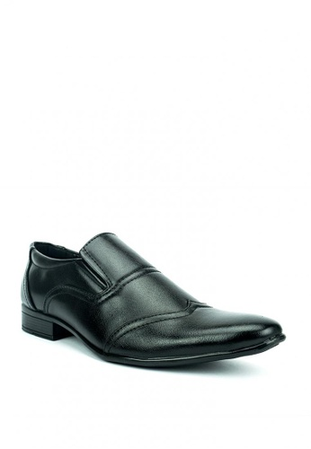 Cardam's Lifestyle black Mark Formal Shoes 41466SH8FE66D5GS_1
