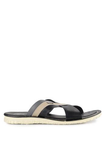 Pakalolo Boots black and multi Sandals & Flip Flops PA409SH0VCNMID_1