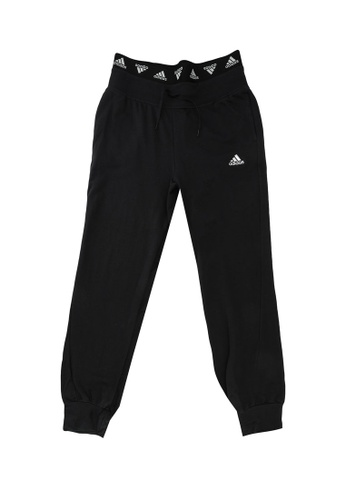 ADIDAS black dance pants E12FBKA80315EEGS_1