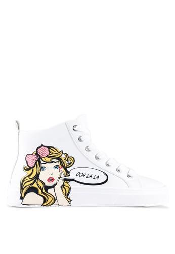 ALDO 白色 Syngwen 運動鞋 ADE78SH12ADF5AGS_1