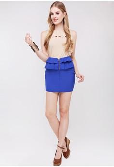 Origami Mini Skirt