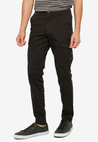 Jack & Jones black Casual Pants 308A6AAF1E9404GS_1
