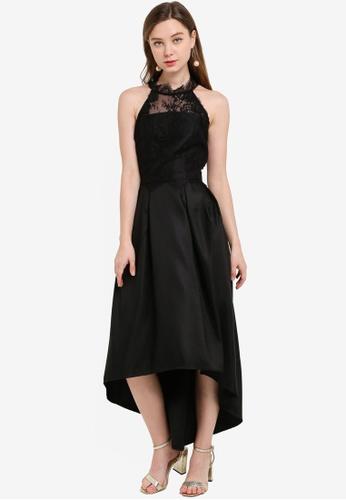CHI CHI LONDON black Garcia Dress 1B4CCAA35DDD68GS_1