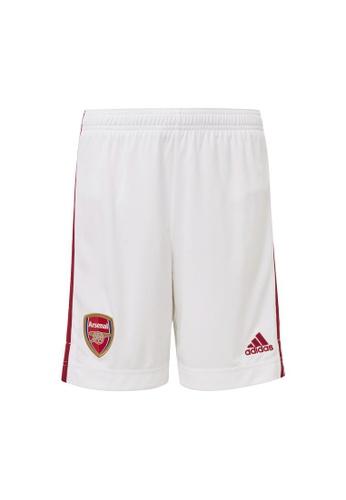 ADIDAS white adidas Arsenal Home Shorts 23B88KA0E58E8FGS_1