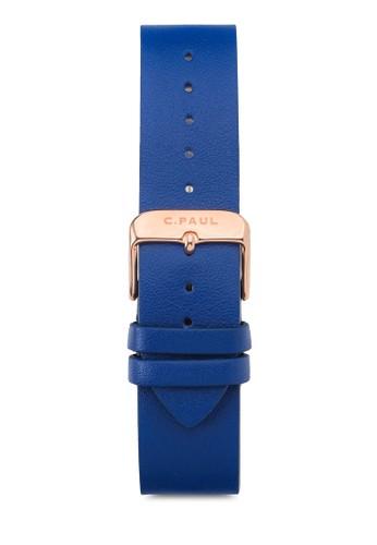 esprit au35mm 皮革錶帶, 錶類, 皮革錶帶