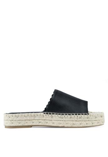 ALDO 黑色 Papaikou Wedge Sandals DC406SH65265E2GS_1