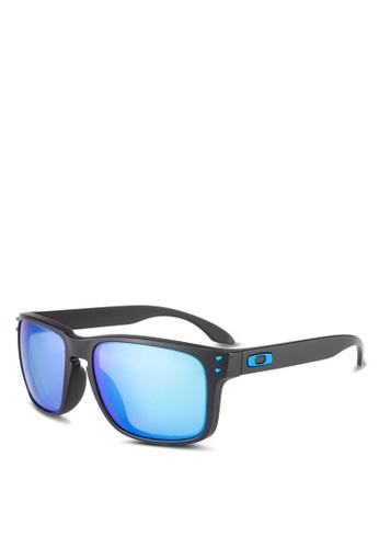 9bf975db13 Shop Oakley Performance Lifestyle OO9244 Polarized Sunglasses Online on  ZALORA Philippines